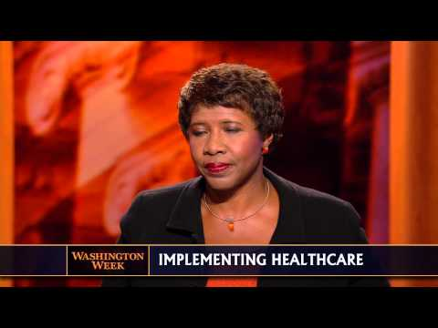 Government Shutdown, Debt Ceiling Debate & Health Insurance Exchanges Open