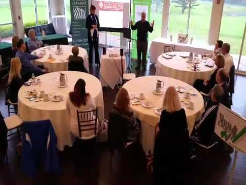 Rudy Saviano Lisa Vincenzi RSI Auctions BOOM Smithtown Spotlight V2 (4.12.16)