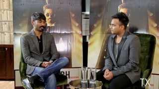 Kutti Hari's Interview with Dhanush | Shamitabh Press Launch in London