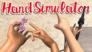 THESE FINGYs DON'T WORK | Hand Simulator
