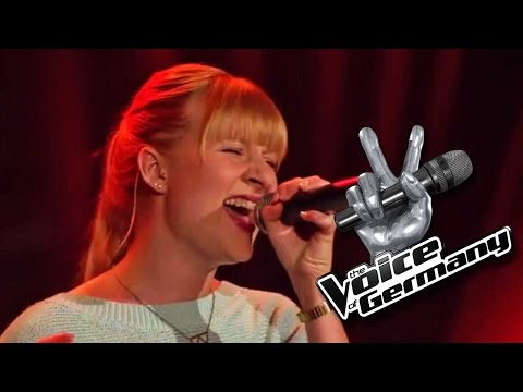 Almost Is Never Enough - Karoline Peter | The Voice | Blind Audition 2014