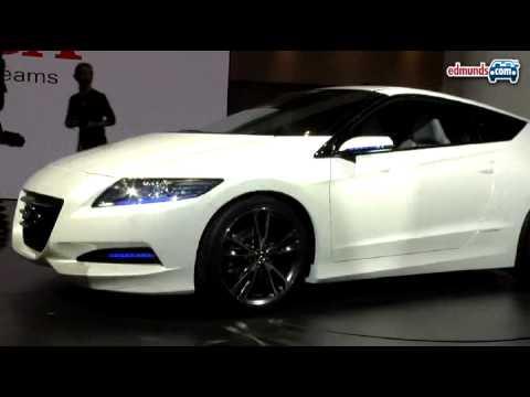 Honda CR-Z Concept   2009 Tokyo Auto Show
