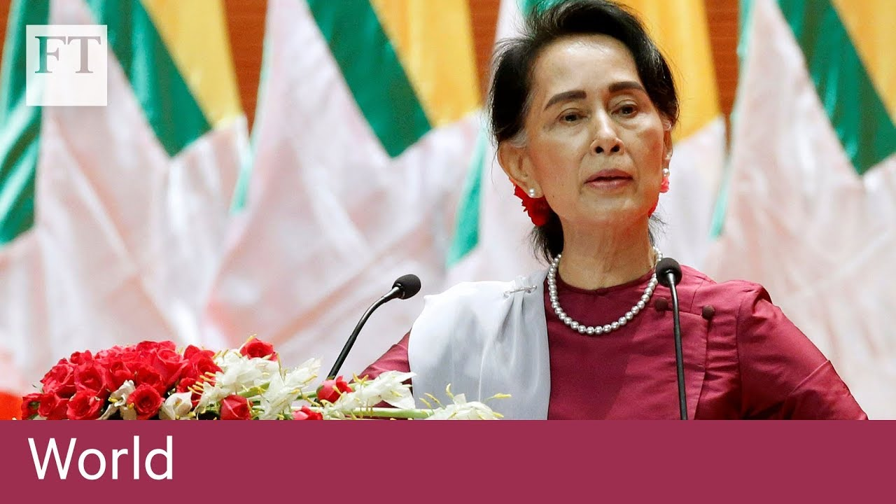 Myanmar leader vows to help Rohingya minority | World