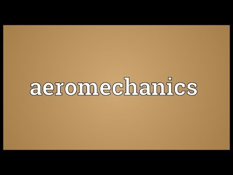Header of aeromechanics