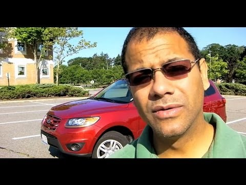 2011 Hyundai Santa Fe Test Drive & Car Review