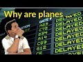WHY are planes DELAYED??? What are SLOTS? Explained by Captain Joe
