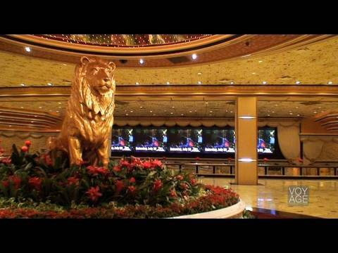 MGM Grand Hotel & Casino - Las Vegas - On Voyage.tv