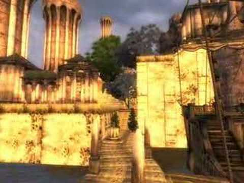 Middle-earth Role Playing Oblivion Trailer 2; July, 6 07'