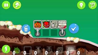 Bad Piggies - Tusk Til Dawn - Halloween - Gameplay 3 stars - Levels 5-1 to 5-4
