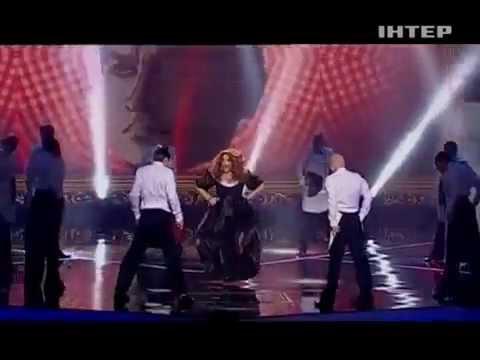 Наталья Могилевская - Нахал (Live @ Песня года, 2013)