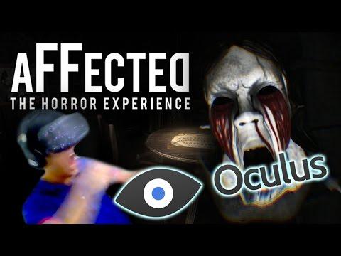 Affected《影响》Oculus Rift DK2 試玩 - 虚拟初體驗 [老吳]