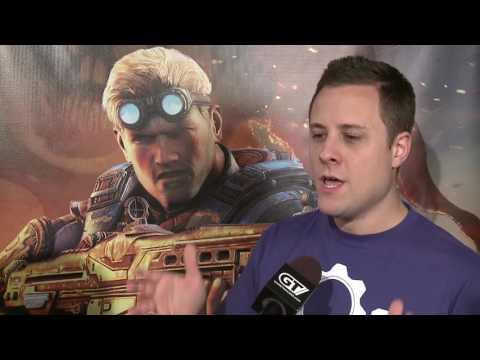Gears Of War: Judgment - Multiplayer Interview