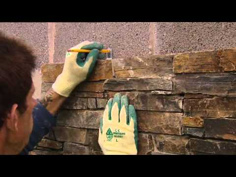 Zclad Natural Stone Cladding Youtube