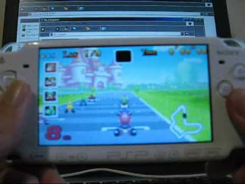 How-to: Emulators for the PSP 1000 to 3000 (NES. SNES. Genesis. GBA. Gameboy. Gamegear. N64)