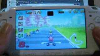How-to: Emulators for the PSP 1000 to 3000 (NES, SNES, Genesis, GBA, Gameboy, Gamegear, N64)