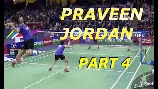 PRAVEEN JORDAN ⧫ Power Smash. Part 4