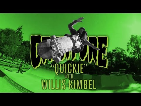 Creature Quickie: Willis Kimbel