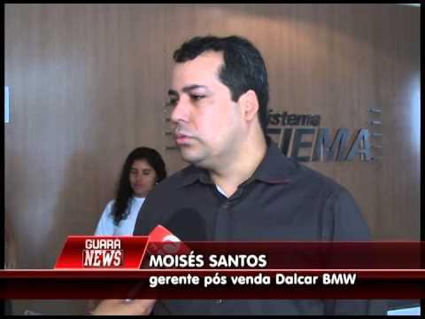 Guará News 02/03/15 - INAUGURAÇÃO UEMA NET
