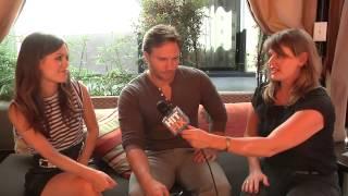 The To Do List- Rachel Bilson and Scott Porter Interview