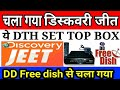 Bad News DD Free dish New Tv Channel Discovery JEET thumbnail