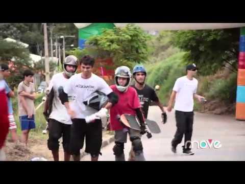 Canal Move  Longboard - Friburgo Freeride Festival 2013 - Completo