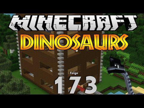 Minecraft Dinosaurs: #173 Dino Hotel fertig HD