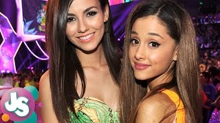 Victoria Justice SHADES Ariana Grande in This Old 'Victorious' Clip, and the Internet LOVES It