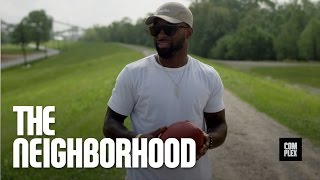 Jarvis Landry Gives Complex A Tour of Convent, Louisiana | The Neighborhood