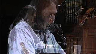Neil Young - Mother Earth (Live at Farm Aid 1995)