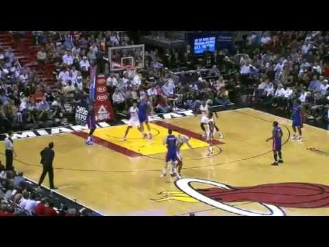 NBA CIRCLE - Detroit Pistons Vs Miami Heat Highlights 22 March 2013 www.nbacircle.com