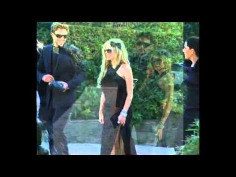 NEW Avril Lavigne-  Wedding W/ Brody Jenner & GIPSY BAR [2011]