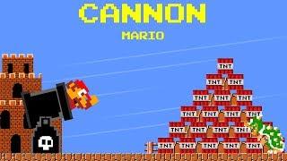 Cannon Mario (Full series)