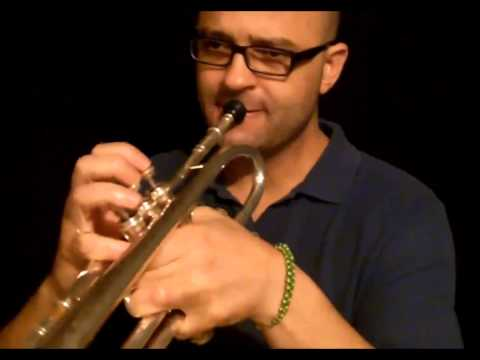 Luis Aquino en cuanto a técnica de trompeta