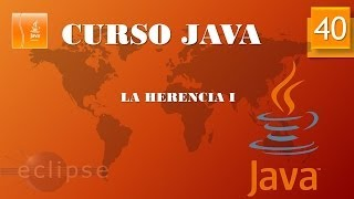 Curso Java. Herencia I. Vídeo 40