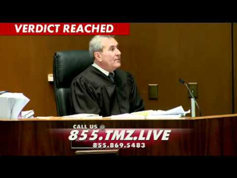 Conrad Murray Trial - Verdict: GUILTY
