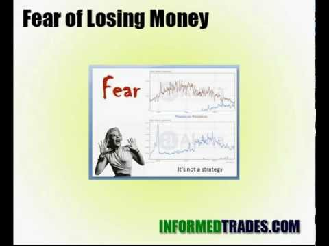 Mark Douglas' Four Fears of Trading