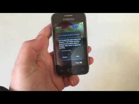 Samsung Galaxy Young 2 Hard Reset/Remove Password