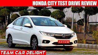 Honda City Test Drive Review - The Legendary Sedan? | Honda City Petrol MT,CVT & Diesel Review