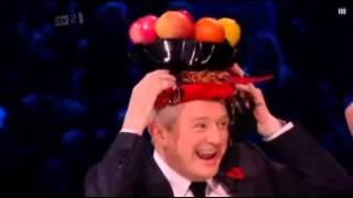 The XFactor UK - Louis Walsh & Tulisa Contostavlos - Ain