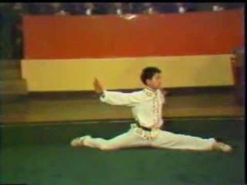 Jet Lee-Chinese Martial Art Video