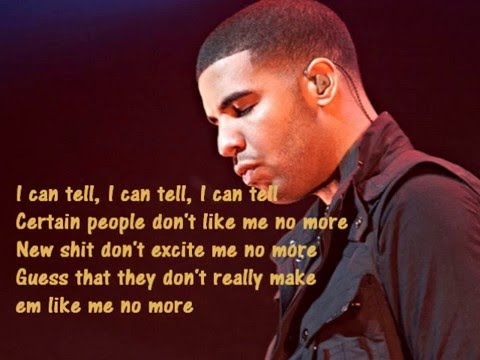 Drake- Trust Issues (lyrics) video