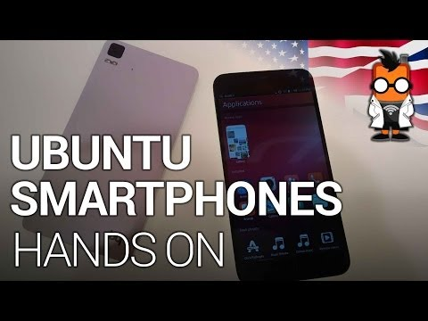 Ubuntu Touch on Meizu MX3 and BQ Smartphone Hands On at MWC14