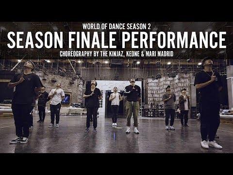 Kinjaz + Keone & Mari World of Dance Season 2 Finale Guest Performance