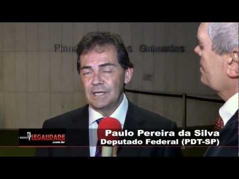 Deputado Paulo Pereira da Silva - 58 anos sem Getúlio