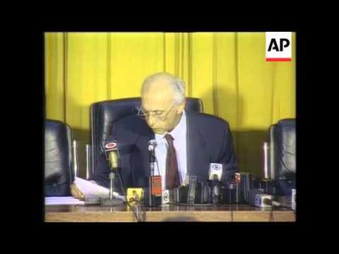 Brazil - Ricupero's Emotional Resignation