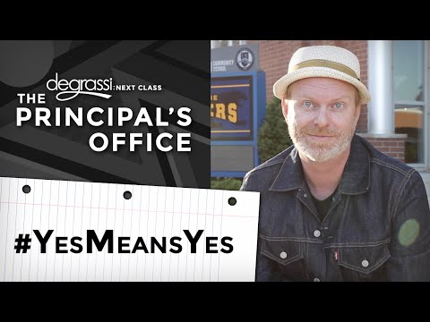 The Principal's Office: #YesMeansYes - Episode 103