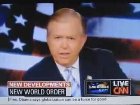 CNN - Barack Obama wird die Neue Welt Ordnung installieren