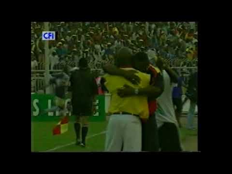 Accra Hearts of Oak beat Esperance de Tunis 3-1 at the Accra Sports Stadium on 17th December 2000 to win the 2000 CAF Champions League final after defeating the Tunisians 1-2 a fortnight earlier...