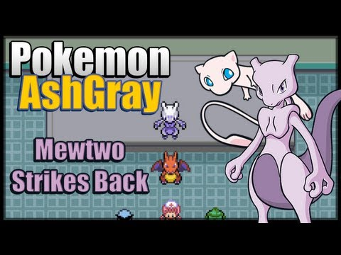Pokmon Ash Gray - Mewtwo Strikes Back
