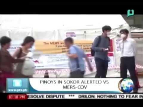 NewsLife: Pinoys in South Korea alerted vs. MERS-CoV || June 4, 2015